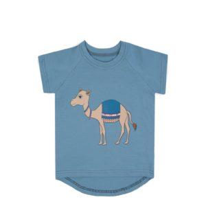 Dear Sophie Camel T-shirt