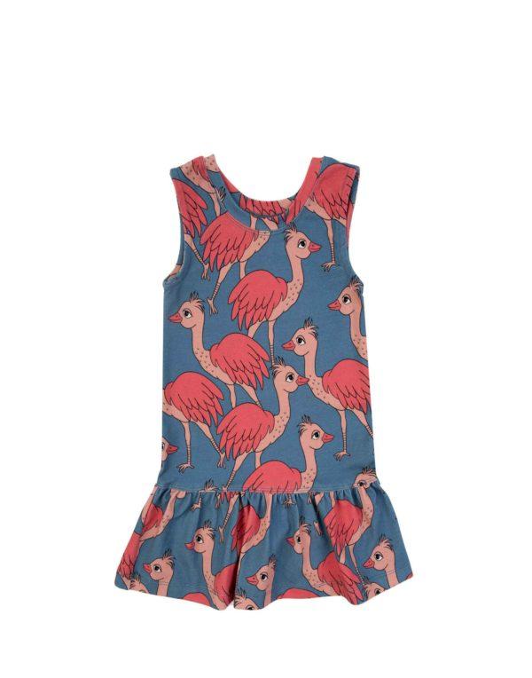 Dear Sophie Dress Lady Ostrich