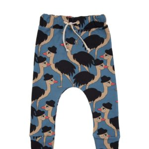 Dear Sophie Lord Ostrich Blue Pants