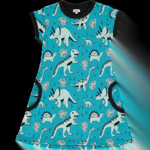 Meyadey Dino Forest Dress SS