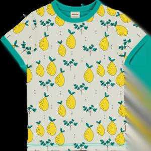 Meyadey Leafy Lemon Top SS