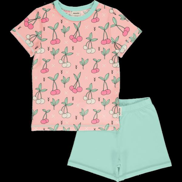 Meyadey Pyjama SS Cherry Kiss
