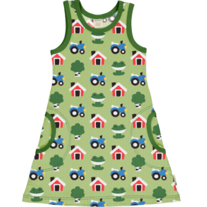 Maxomorra Forest Farm Dress NS