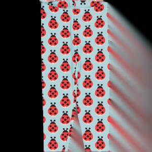 Maxomorra Lazy Ladybug Legging Cropeed