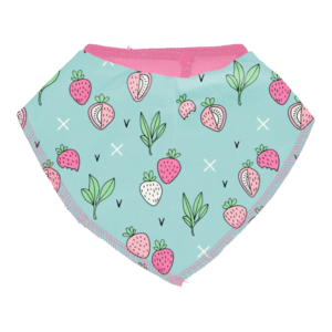 Meyadey Strawberry Fields Bib