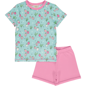 Meyadey Strawberry Fields Pyjama SS