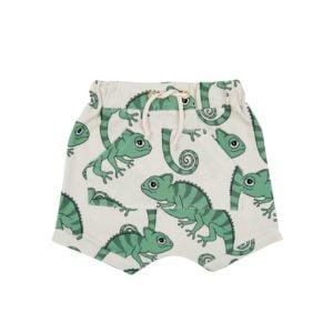 Dear Sophie Chameleon Ecru Shorts