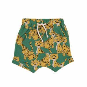 Dear Sophie Leo Green Shorts