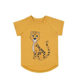 Dear Sophie Leo Print T-shirt