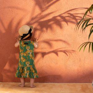 Dear Sophie Sands op Morocco Leo Green Dress
