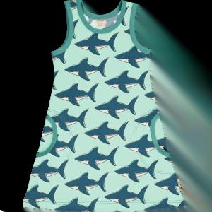 Maxomorra Shark Dress NS
