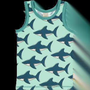 Maxomorra Shark Tanktop