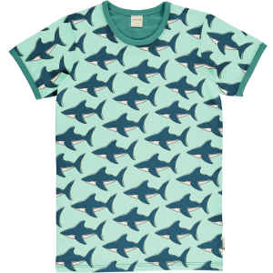 Maxomorra Shark Top SS ADULT