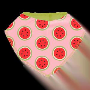 Maxomorra Watermelon Bib