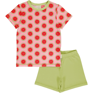 Maxomorra Watermelon Pyjama Set SS