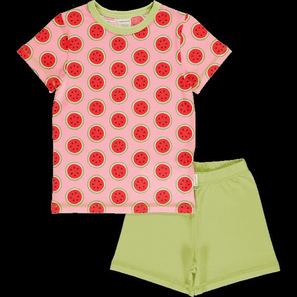 Maxomorra Watermelon Pyjama Set SS