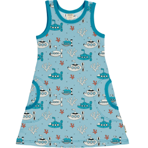 Meyaday Submarine Waters Dress NS