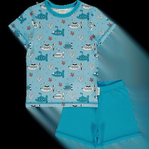 Meyaday Submarine Waters Pyjama Set SS