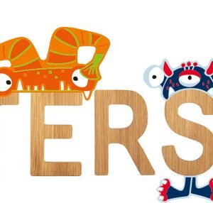 ABC Letter monsters