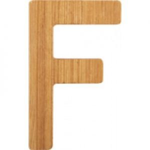 Bamboo Letter