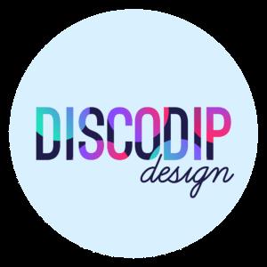 Logo DiscoDip Design