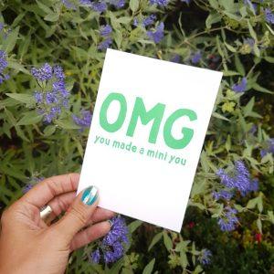 STudio Inktvis OMG groen