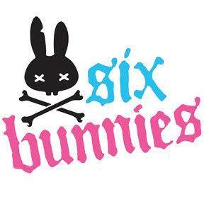 Logo Six Bunnies Peetjes Favorieten