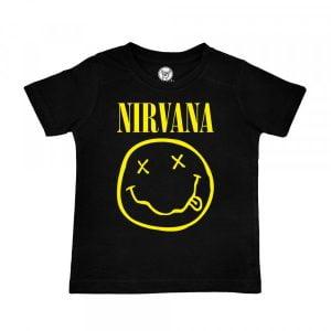 Metal Kids Nirvana T-shirt Peetjes Favorieten