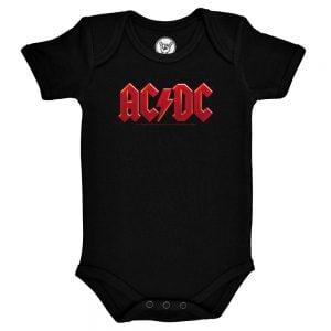 Metal Kids Romper ACDC Peetjes Favorieten