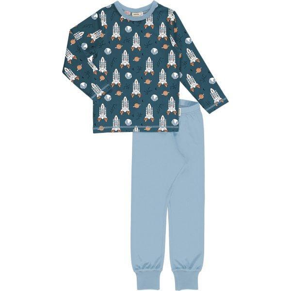 Meyaday Pyjama Set LS Ready To Take Off
