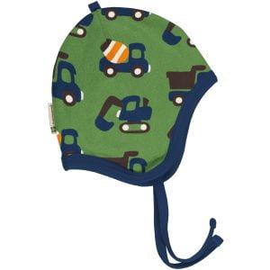 Maxomorra Hat Helmet Velour CONSTRUCTION