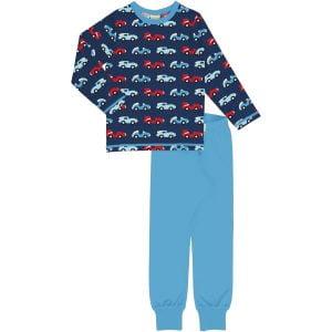 Maxomorra Pyjama Set LS RACE