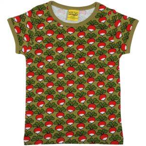Duns Sweden T-shirt Radish SAGE