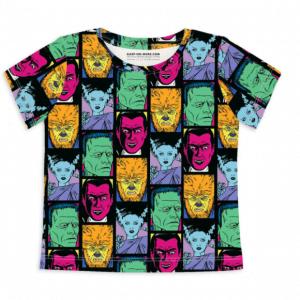 Sleep No More The Original Monsters T-shirt