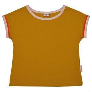 Baba Kidswear Multicolor T-shirt Chai Tea