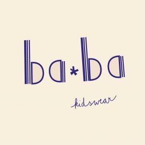 BABA Kidswear Logo