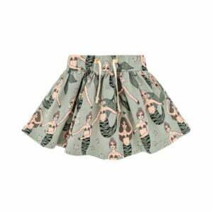 Dear Sophie Mermaid Mint Skirt