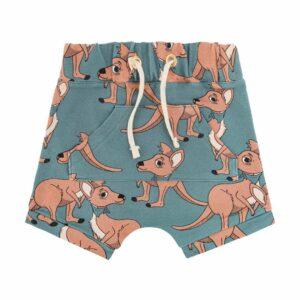 Dear Sophie Cangaroo Blue Shorts