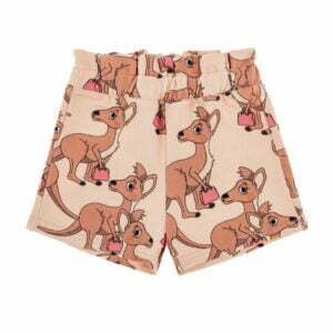 Dear Sophie Cangaroo Light Paperbag Shorts