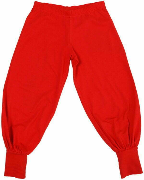 More Than A Fling Broek Rood
