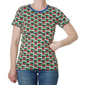 Duns Sweden T-shirt Radish Beach Glass SS ADULT