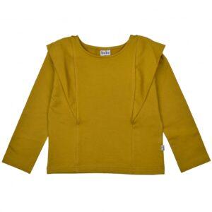 BABA Kidswear Cinar Long Sleeve T-shirt Honey