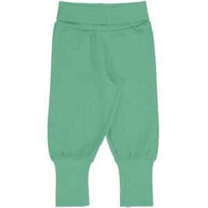 Meyadey Pants Rib Solid CASCADE